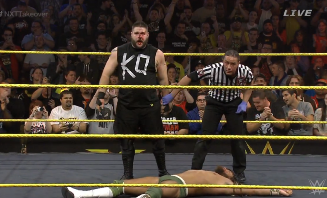 Kevin Owens sara' a Raw nelle prossime settimane?