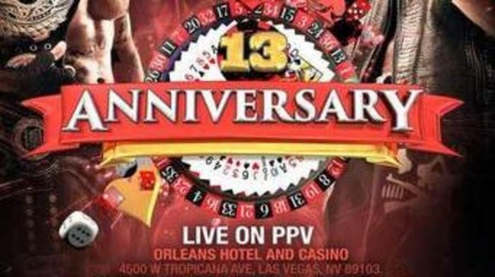 ROH 13th ANNIVERSARY; review by Gai Dillinger Maito