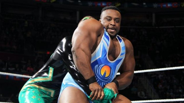 "Big E risponde ai cori ""New Day Sucks"" con un tweet"