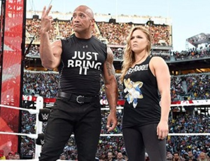 Ronda Rousey sara' a Hell in a Cell?