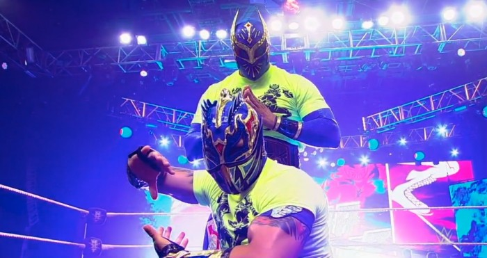 Update sui Lucha Dragons