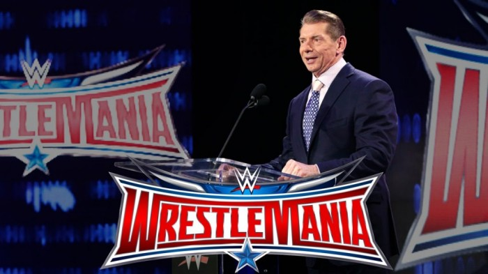 Importanti update su Wrestlemania 32