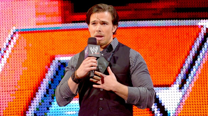 Brad Maddox torna sul ring... come CM Punk?
