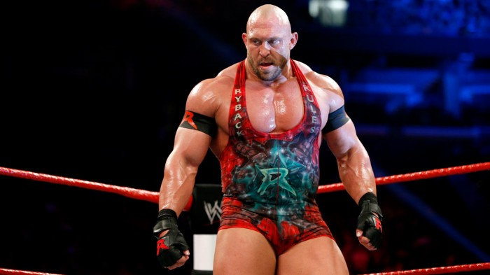 Infortunio per Ryback