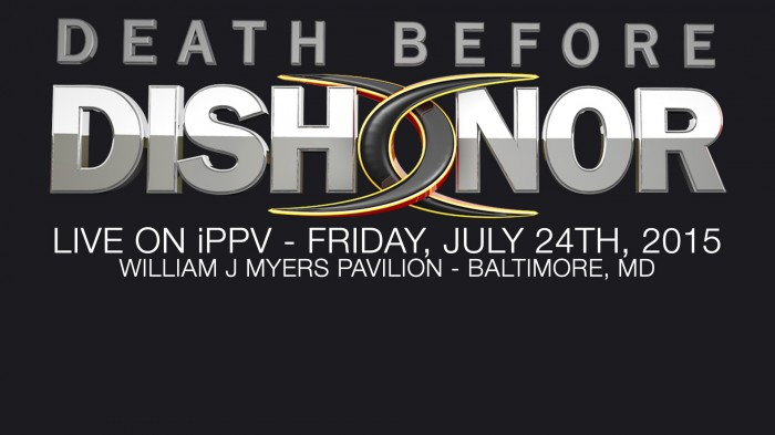 ROH DEATH BEFORE DISHONOR XIII; LA REVIEW.
