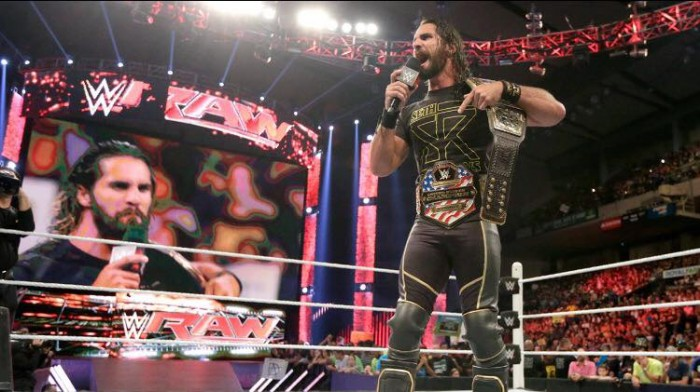 WWE RAW: REPORT 07/09/15