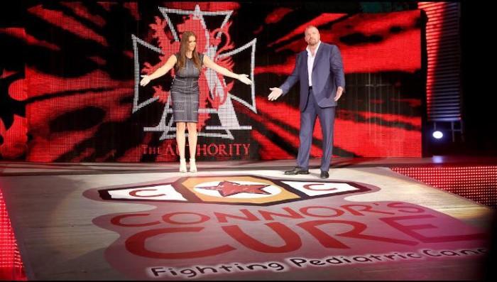 WWE RAW: REPORT 14/09/15