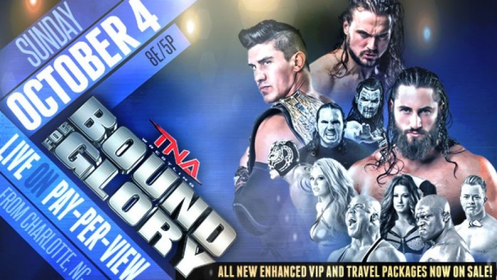 TNA BOUND FOR GLORY 2015; LA REVIEW UFFICIALE