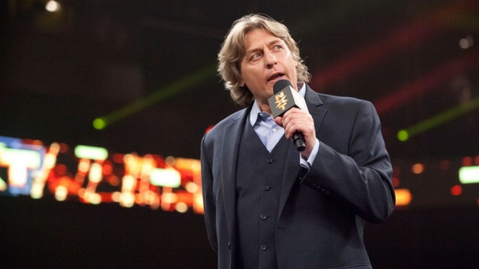 William Regal operato al collo *FOTO*