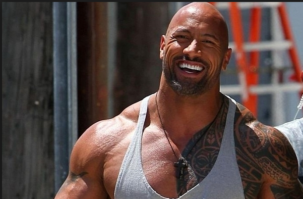 Curioso fatto accaduto a The Rock