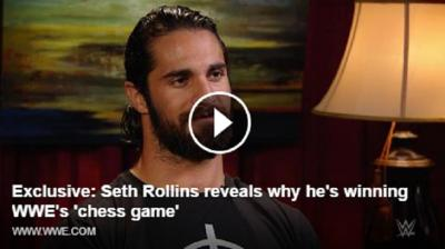 (VIDEO) Roman Reigns campione: ecco cosa pensa di lui Seth Rollins