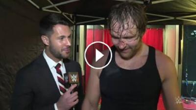 (VIDEO) Ha cambiato la storia della WWE: le sue impressioni a caldo *SUPER SPOILER*