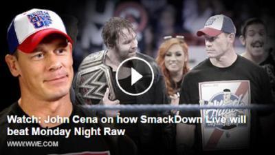 (VIDEO) John Cena verso una nuova pausa dalla WWE?