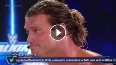 (VIDEO) Ecco cosa pensa Dolph Ziggler del campione Dean Ambrose