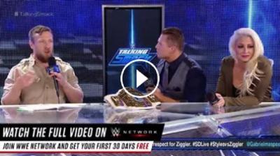 (VIDEO) Daniel Bryan lo fa infuriare, The Miz perde la testa