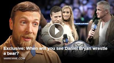 "(VIDEO) Daniel Bryan: ""Su Brock Lesnar ho un sogno"""