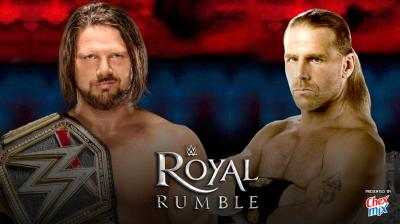 WWE in fermento: incredibile Dream Match in vista per la Royal Rumble