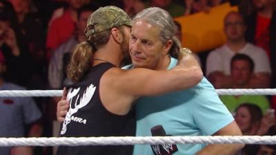 Incredibili parole di Bret Hart verso Shawn Michaels: Screwjob definitivamente dimenticato?