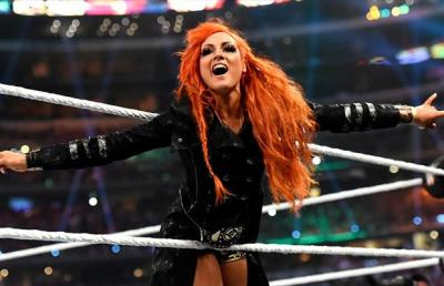 Quando tornera' Becky Lynch?