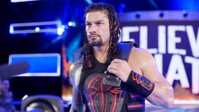 Roman Reigns, brutte notizie in vista di WrestleMania?