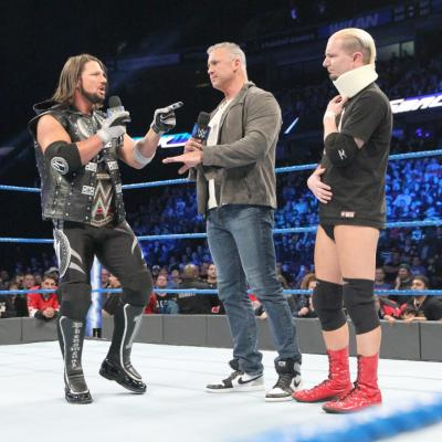 WWE SmackDown 22.11.2016 Report