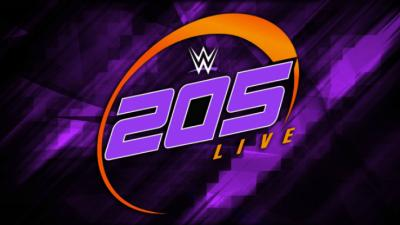 WWE 205 LIVE REPORT 14.02.2017