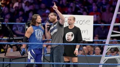WWE SmackDown 29.11.2016 Report