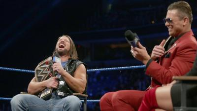 WWE SmackDown 13.12.2016 Report