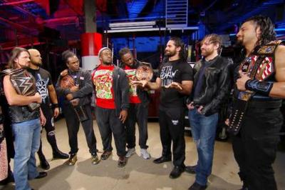 WWE Tribute To The Troops 14.12.2016 Report