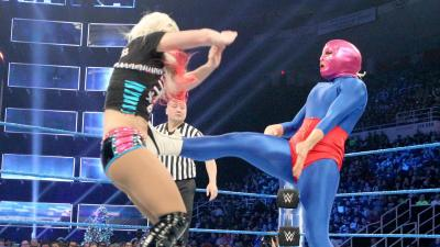 WWE SmackDown 20.12.2016 Report