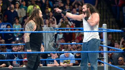 WWE SmackDown 17.01.2017 Report