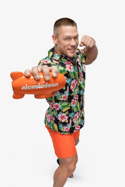 John Cena torna in tv: sara' lui il presentatore dei Kids' Choice Awards 2017 di Nickelodeon