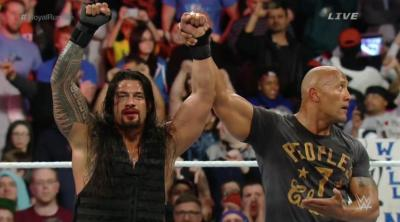 Roman Reigns, parole dure verso The Rock
