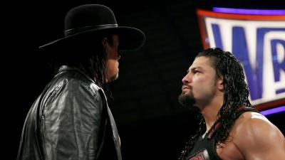 Roman Reigns vs Undertaker a WrestleMania: ora e' ufficiale