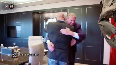 Kurt Angle e Vince McMahon, l'incontro dopo 11 anni *VIDEO*