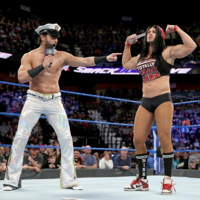 WWE SmackDown 21.03.2017 Report