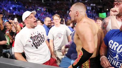WWE SmackDown 11.04.2017 Report
