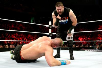 Nessun piano per Kevin Owens a Summerslam?