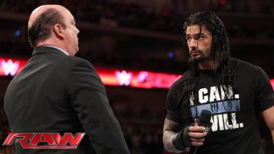 Paul Heyman parla di Roman Reigns