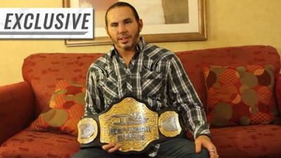 Matt Hardy rende vacante il titolo mondiale! *VIDEO*