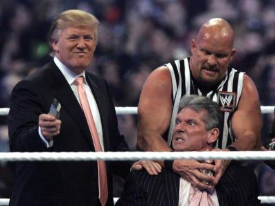 Donald Trump nei guai... a causa di WrestleMania?
