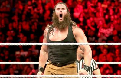 Incredibile fisico messo su da Braun Strowman *FOTO*