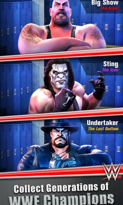 Un nuovo videogame per la WWE