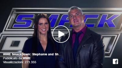 (VIDEO) Chi sara' il GM del nuovo SmackDown? Ecco la risposta