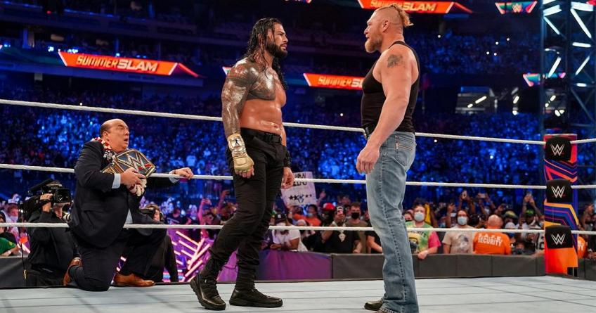 The Prizewriter - Lesnar vs Reigns