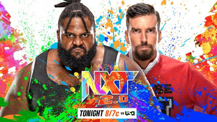 WWE NXT report - 19/10/2021 - parte I - Odissey is on fire