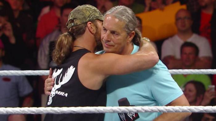 Bret Hart pronto a raggiungere Shawn Michaels come due volte Hall of Famer?
