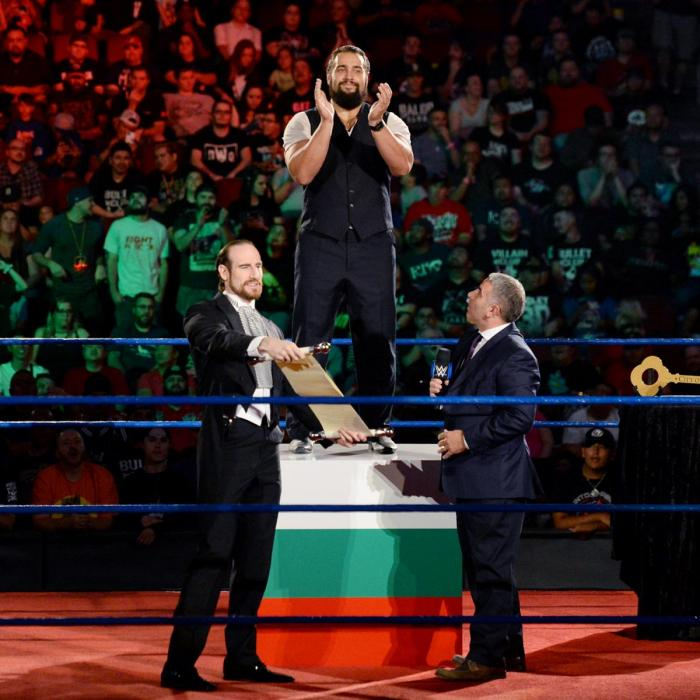 WWE SmackDown 26.09.2017 report