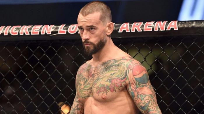 CM Punk, curioso incidente durante UFC 218