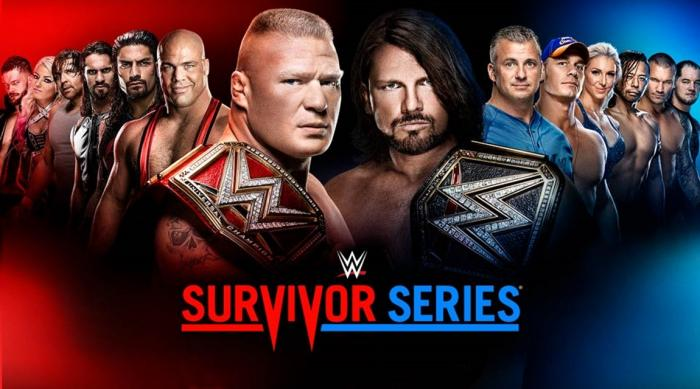 Survivor Series 2017, le pagelle